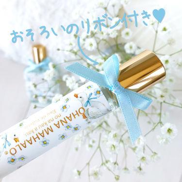 オハナ・マハロ オーデコロン<コロア カマリィ>/OHANA MAHAALO/香水(レディース)を使ったクチコミ(2枚目)