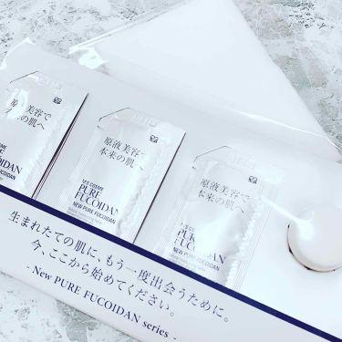 ニューピュアフコイダン お試しセット/ミッシーリスト/美容液を使ったクチコミ(2枚目)