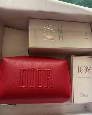 JOY by DIOR - ジョイ ボディミルク/Dior/ボディミルクを使ったクチコミ(3枚目)