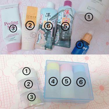 化粧ボトル(化粧ボトル付き)30ml/DAISO/その他を使ったクチコミ(2枚目)