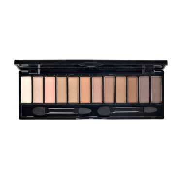 UR GLAM LUXE 12 COLORS EYESHADOW PALLET 01