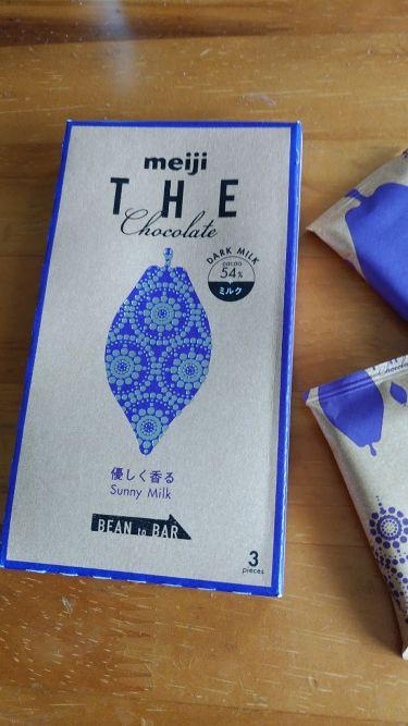 THEChocolate/明治/食品を使ったクチコミ(1枚目)