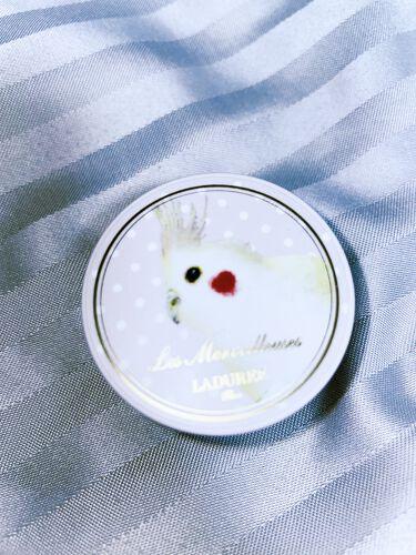 【画像付きクチコミ】♡レ・メルヴェイユーズラデュレ・アイブロウパレット02・パウダーブラッシュ01Leonie・リップグロス06Danse・リップコンディショナー先日紹介しましたラデュレのコスメ!!可愛くてどれも共通してふんわりといい香りがします♥メイク...