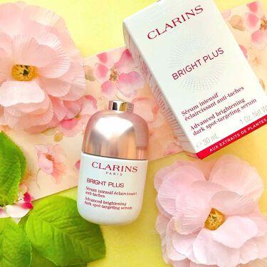 ブライトプラス ブライトニング セラム/CLARINS/美容液を使ったクチコミ(1枚目)