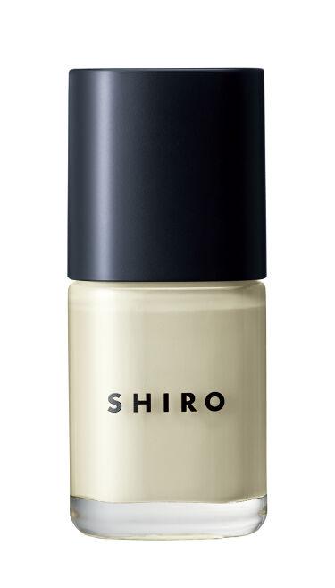 2021/9/24発売 SHIRO 酒かすネイル美容液