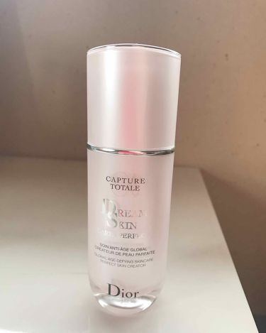 カプチュール トータル ドリームスキン ケア&パーフェクト/Dior/乳液を使ったクチコミ(1枚目)