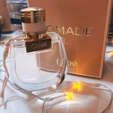 ノマドオードトワレ/クロエ/香水(レディース)を使ったクチコミ(2枚目)