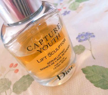 カプチュール ユース L スカルプター/Dior/美容液を使ったクチコミ(1枚目)