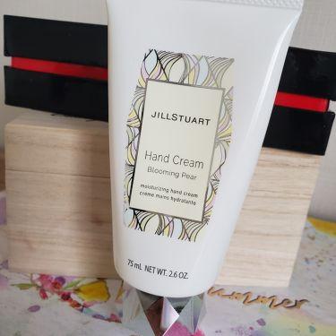 ハンドクリーム ブルーミングペアー/JILL STUART/ハンドクリーム・ケアを使ったクチコミ(1枚目)