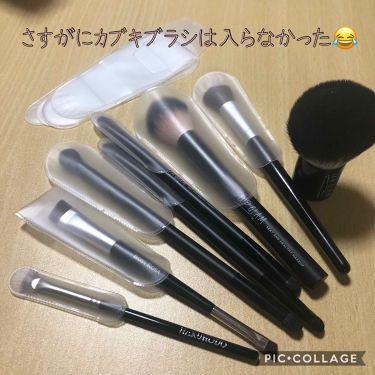 メイクブラシカバー/セリア/その他化粧小物を使ったクチコミ(2枚目)