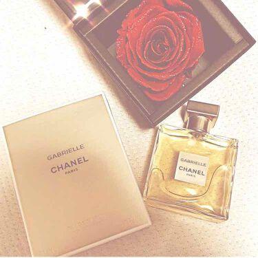 Ayakaさんの「シャネルガブリエル シャネル オードゥ パルファム (ヴァポリザター)<香水(レディース)>」を含むクチコミ
