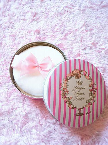 すっぴんパウダー フルーリーブロッサムの香り/クラブ/プレストパウダーを使ったクチコミ(2枚目)