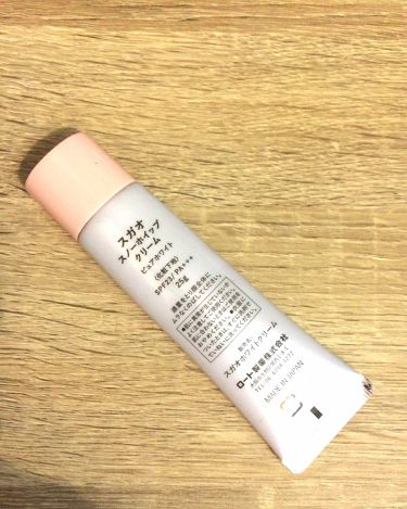 スノーホイップクリーム/SUGAO®/化粧下地を使ったクチコミ(2枚目)