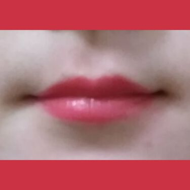 スーパー ラストラス リップスティック/REVLON/口紅を使ったクチコミ(3枚目)