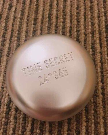 タイムシークレット ミネラルプレストパウダー/TIME SECRET/プレストパウダーを使ったクチコミ(2枚目)