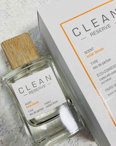 クリーン リザーブ ソーラー ブルーム オードパルファム/クリーン/香水(レディース)を使ったクチコミ(1枚目)