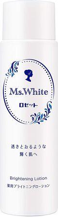 ロゼット Ms. White 薬用ブライトニングローション