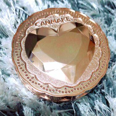 歩乃華さんの「CANMAKEシークレットビューティーパウダー<プレストパウダー>」を含むクチコミ