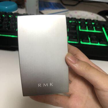 シルクフィットフェイスパウダー/RMK/プレストパウダーを使ったクチコミ(2枚目)