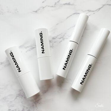 Melting Glow Lipstick/NAMING./口紅を使ったクチコミ(6枚目)