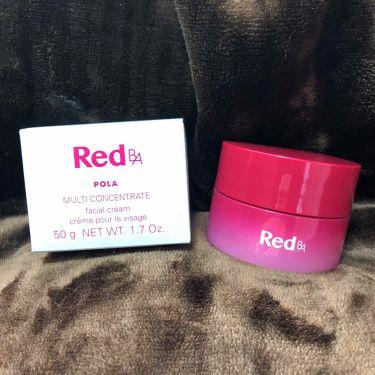 Red B.A マルチコンセントレート/POLA/乳液を使ったクチコミ(3枚目)