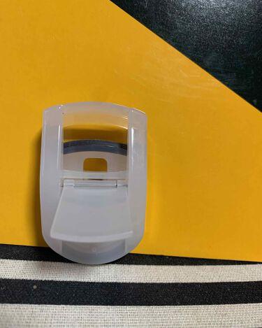 携帯用アイラッシュカーラー/無印良品/ビューラーを使ったクチコミ(3枚目)
