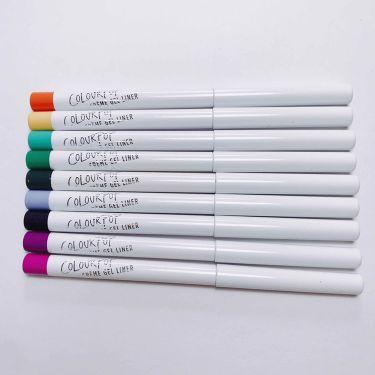 Creme Gel Liner/ColourPop/ペンシルアイライナーを使ったクチコミ(1枚目)