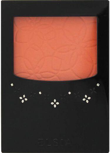 プラチナム 明るさ&血色アップ チークカラー OR200