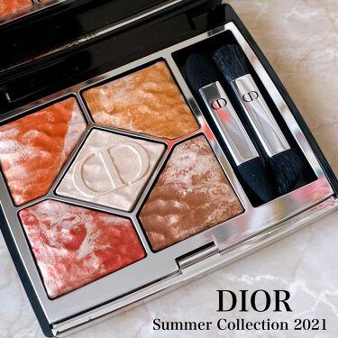 サンク クルール クチュール <サマー デューン>/Dior/パウダーアイシャドウを使ったクチコミ(1枚目)