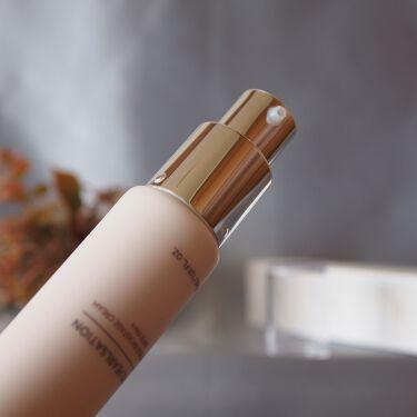 ホワイトパールセーションバックステージクリームSPF30PA++/KLAVUU/化粧下地を使ったクチコミ(3枚目)
