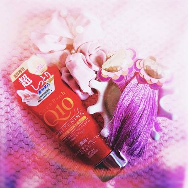 薬用ホワイトニング ハンドクリーム ディープモイスチュア/コエンリッチQ10/ハンドクリーム・ケアを使ったクチコミ(1枚目)