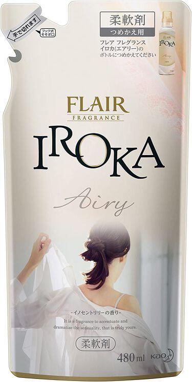 フレア フレグランス IROKA エアリー 詰め替え
