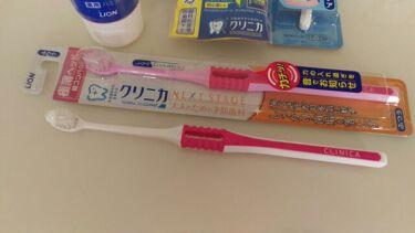 クリニカ 歯ブラシ/クリニカ/歯ブラシ・デンタルフロスを使ったクチコミ(2枚目)