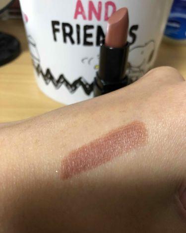 e.l.f Velvet Matte Lipstick/e.l.f./口紅を使ったクチコミ(2枚目)
