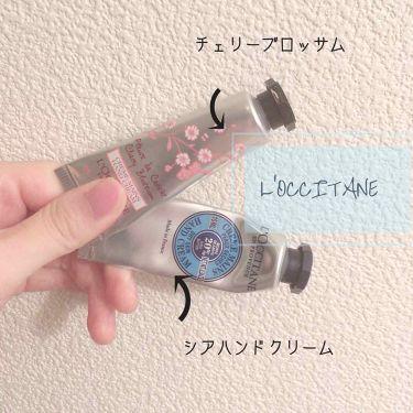 シア ハンドクリーム/L'OCCITANE/ハンドクリーム・ケアを使ったクチコミ(2枚目)