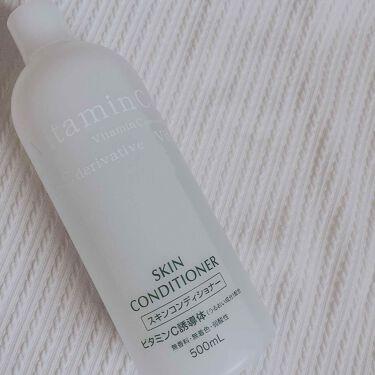 ローションVC(ビタミンC誘導体)/スキン コンディショナー/化粧水を使ったクチコミ(1枚目)