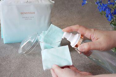 リセットクリアN/BENEFIQUE/化粧水を使ったクチコミ(8枚目)