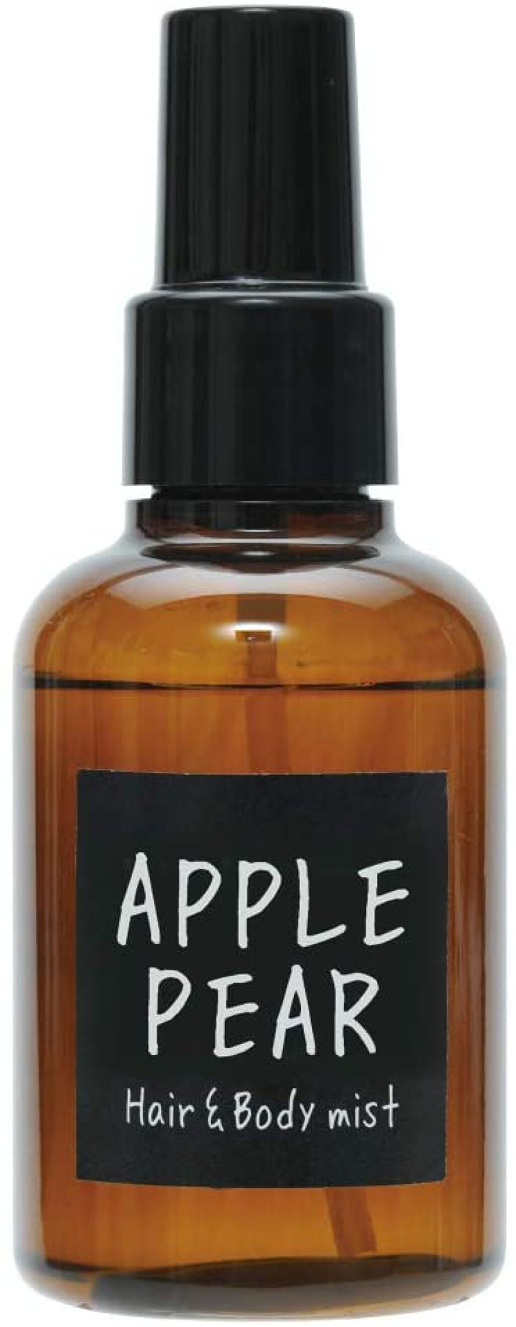 ヘアー&ボディミスト アップルペアーの香り