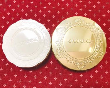 UVシルクカバーパウダー/CEZANNE/プレストパウダーを使ったクチコミ(4枚目)