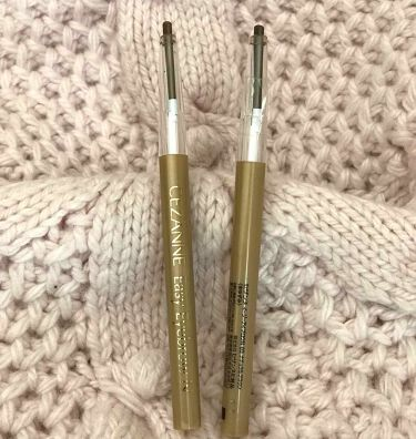 イージーアイブロウN/CEZANNE/アイブロウペンシルを使ったクチコミ(3枚目)