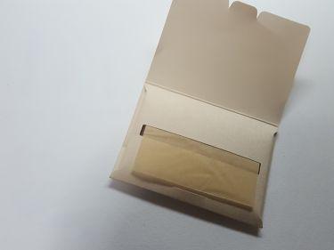 麻入り和紙あぶらとり紙/無印良品/あぶらとり紙を使ったクチコミ(2枚目)