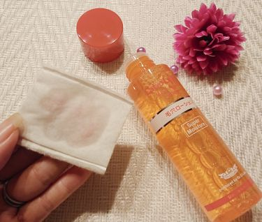 スーパーKeanaローション スーパーモイスチャー/ラボラボ/化粧水を使ったクチコミ(3枚目)