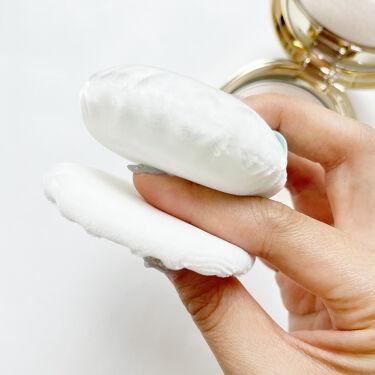 スノービューティー ホワイトニング スキンケアパウダーP(医薬部外品)2021/スノービューティー/プレストパウダーを使ったクチコミ(3枚目)