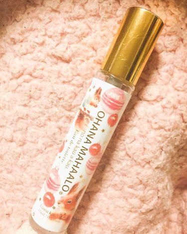 オハナ・マハロ オードトワレ <ルアナ カウアヌ>/OHANA MAHAALO/香水(レディース)を使ったクチコミ(1枚目)