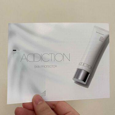 スキンプロテクター/ADDICTION/日焼け止め(ボディ用)を使ったクチコミ(2枚目)