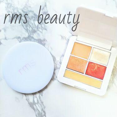 カラーパレット クラシックコレクション/rms beauty/ジェル・クリームチークを使ったクチコミ(1枚目)