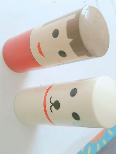 リップ アミュレット/SHISEIDO/口紅を使ったクチコミ(2枚目)