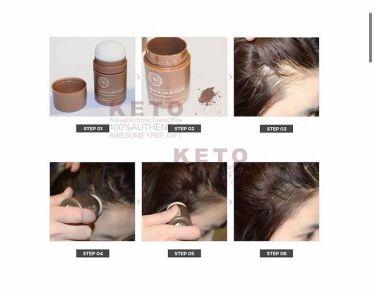 QUICK HAIR PUFF/THE FACE SHOP/頭皮ケアを使ったクチコミ(2枚目)
