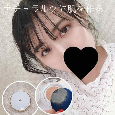 M クッション ファンデーション(モイスチャー)/MISSHA/クッションファンデーション by みー
