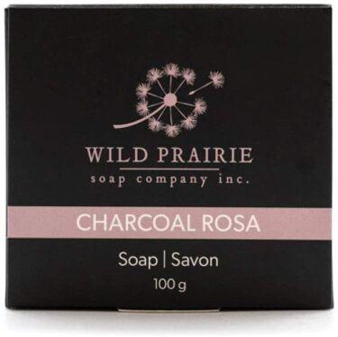 石けんチャコールローザ Wild Prairie Soap